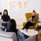 Reunião sobre marketing educacional