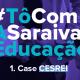 """Imagem com o escrito """"TôComASaraivaEducação"""